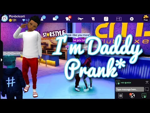 Who's Daddy Prank Gone Wrong! - Avakin Life Online | By: Dante