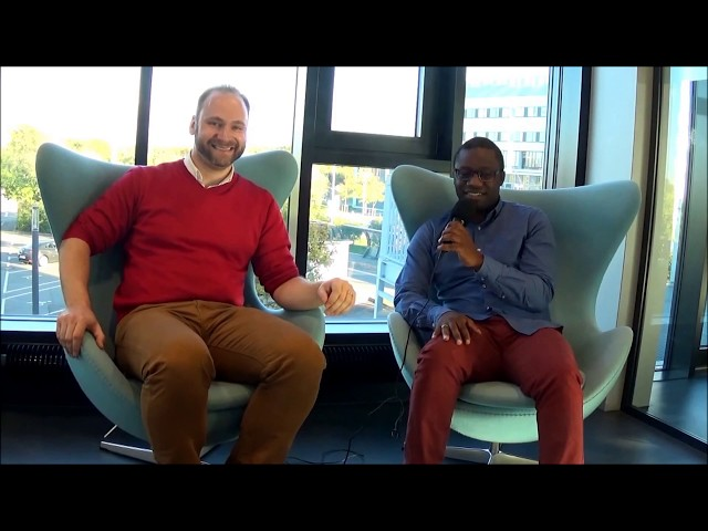 Interview with Munya, Head of Merck Accelerator
