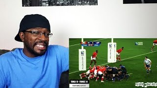 TOP FIVE - Rugby Upsets Of The Professional Era! REACTION