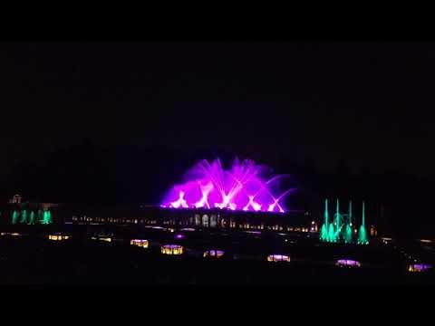 Longwood Fountain Show - Shut Up and Dance