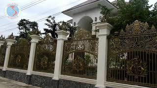 Hai Công Trình Nhôm Đúc Tuyệt Đẹp tại Xuân Lộc, Đồng Nai