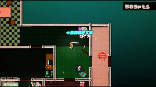 March Indie Marathon 2015 - Hotline Miami pt2 - Harsh Discipline