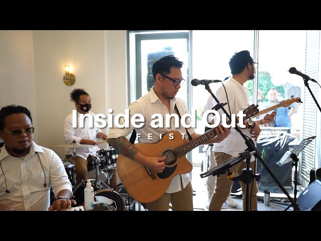 Inside and Out - Feist (Cover) Ibee Music