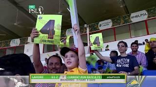 lahore Qalandars  Batting | Peshawar Zalmi Vs lahore Qalandars  | Match 29 | 16 March | HBL PSL 2018