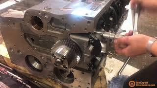 Лонг Блок Двигателя Komatsu SAA6D114E 3