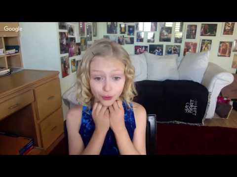 Alyvia Lyn Lind  Talks about Christmas Of Many Colors and Young and the Restless