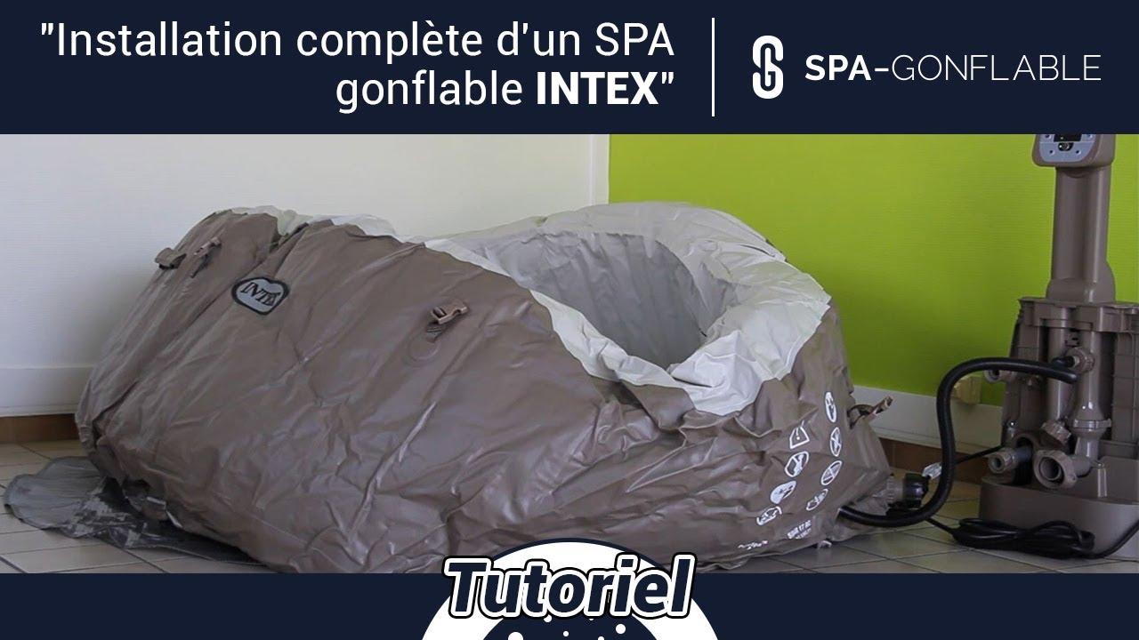 Spa Intex Qui Se Degonfle spa gonflable intex 6 places pure spa bulles 28408
