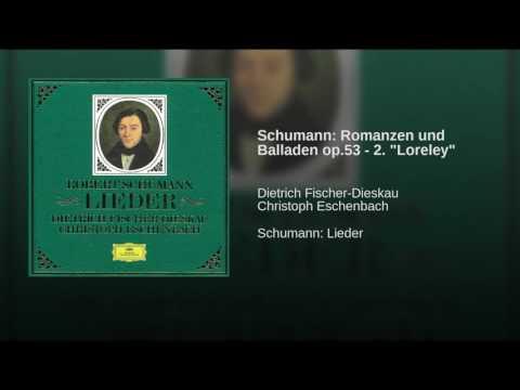 Schumann: Romanzen und Balladen op.53 - 2.