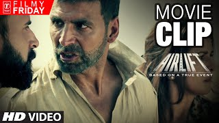 AIRLIFT MOVIE CLIPS 6 - Power of UNITY