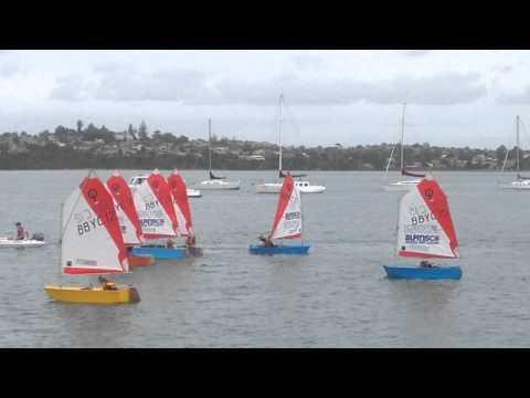 First Time Sailors - Optimists - Bucklands Beach Yacht Club