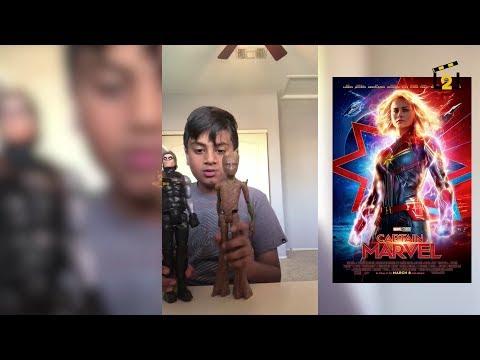 Captain Marvel Review   Post Credits Scenes   Kids Zone   Wat2DO Media