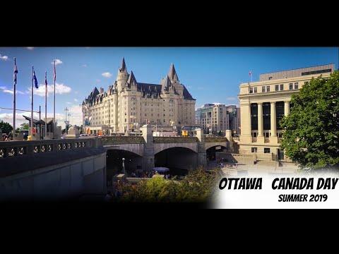Ottawa/ CANADA Day 2019/ Best Video