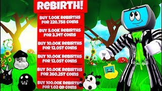 How To Find The SECRET REBIRTH BOARD (CODE) Roblox Ice Cream Simulator