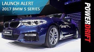 2017 BMW 5 Series : Launch Alert : PowerDrift