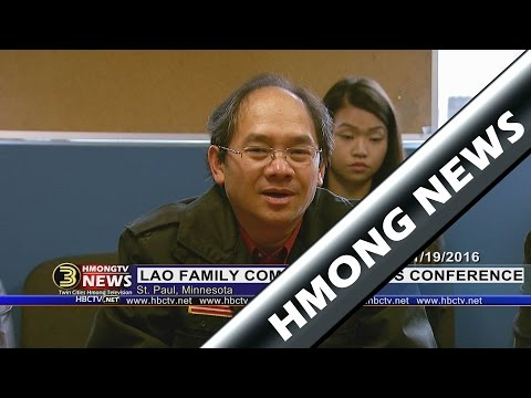 3 HMONG NEWS: Lao Family chair Nengwa Vang resigned immediately followed court decision..
