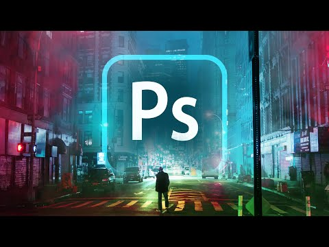 How To Set Up Your Workspace In Photoshop CC 2020