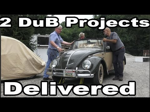 Classic VW BuGs Two New Build-A-BuG Beetle Projects Delivered
