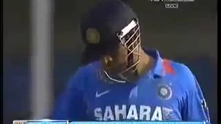DHONI ON FIRE...!!