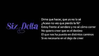 Entre lineas   Siz Delta   Matamoros Rap