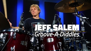 Groove-A-Diddles with Jeff Salem - Drum Lesson (Drumeo)