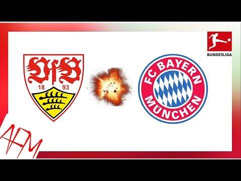 VfB Stuttgart gg FC Bayern München (0:1)   Stadion Vlog #10