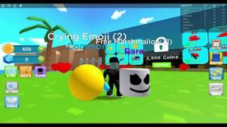 Code For Emoji Simulator Roblox | Marshmello