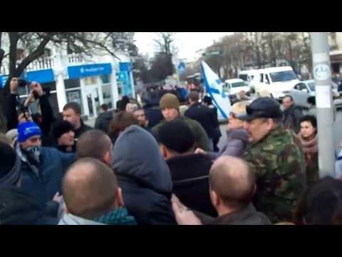 Кирилл Барабаш разносит жидовскую банду путинаиз YouTube · Длительность: 7 мин23 с