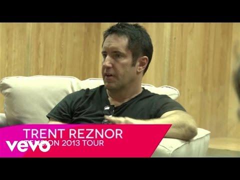 Nine Inch Nails - VEVO News Interview