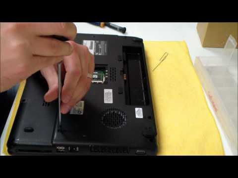 Toshiba Satellite L305/L300 AC DC Power Jack Repair