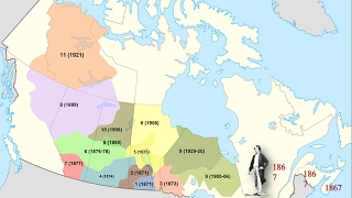 A geographical perspective on the Numbered Treaties in Canada