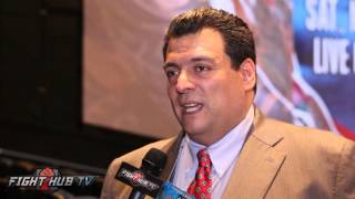 Mauricio Sulaiman talks Miguel Cotto relinquishing WBC title & why they have sanctioning fees