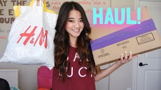 HAUL: H&M, Forever 21, & Windsor! Thumbnail