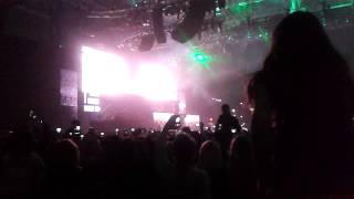 Justin Bieber BelieveTour - Oslo 16th April 2013 Intro All around the world
