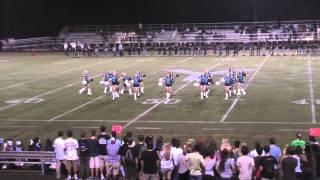 Yorktown Dance Team Performance 9/9/11