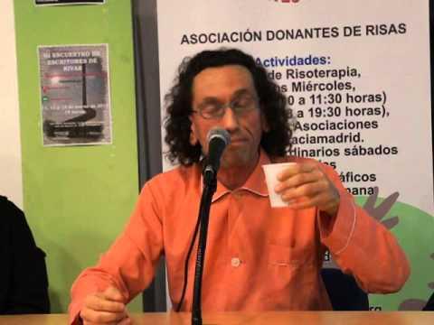 Donantes de Risas y Javier Jurdao 5/10_Conferencia