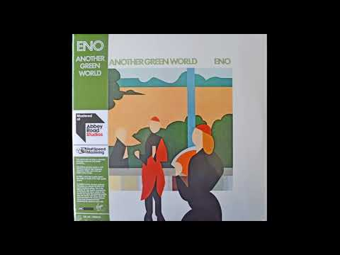 ENO - ANOTHER GREEN VORLD .LP 45 RPM. (FULL ALBUM)