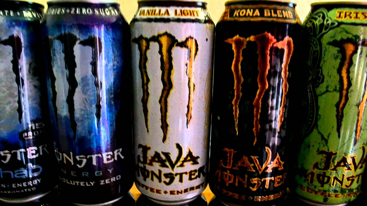How To Make An Energy Drink Like Monster