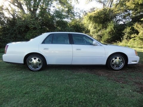 SOLD.2005 CADILLAC DEVILLE SEDAN LOW MILES 4.6 NORTHSTAR FOR SALE FORD OF MURFREESBORO 888-439-1265