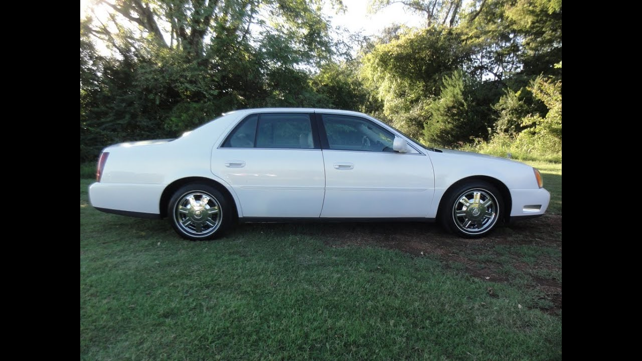 cadillac deville sedan low miles 4 6 northstar for sale ford of murfreesboro 888 439. Black Bedroom Furniture Sets. Home Design Ideas