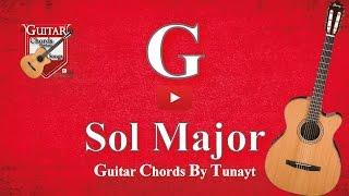 ★ ★ ★ Sol major | How to play G chord on guitar | Sol Major Akoru Gitarda Nasıl Basılır ?