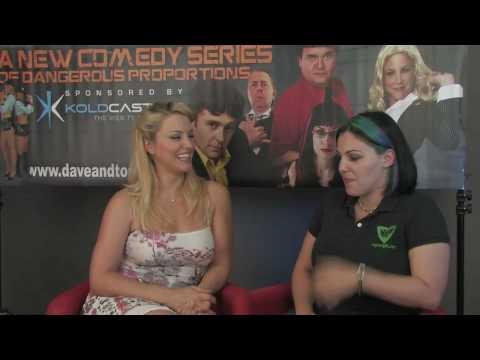 Nerd Girl Sidney interviews Brittney Powell, a.k.a Dr. Randi Minky, from Safety Geeks: SVI