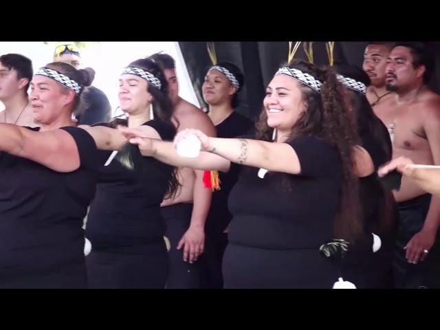 Waerenga Te Kaha Kapa Haka | Te Ahuareka o Ngatihine 2019