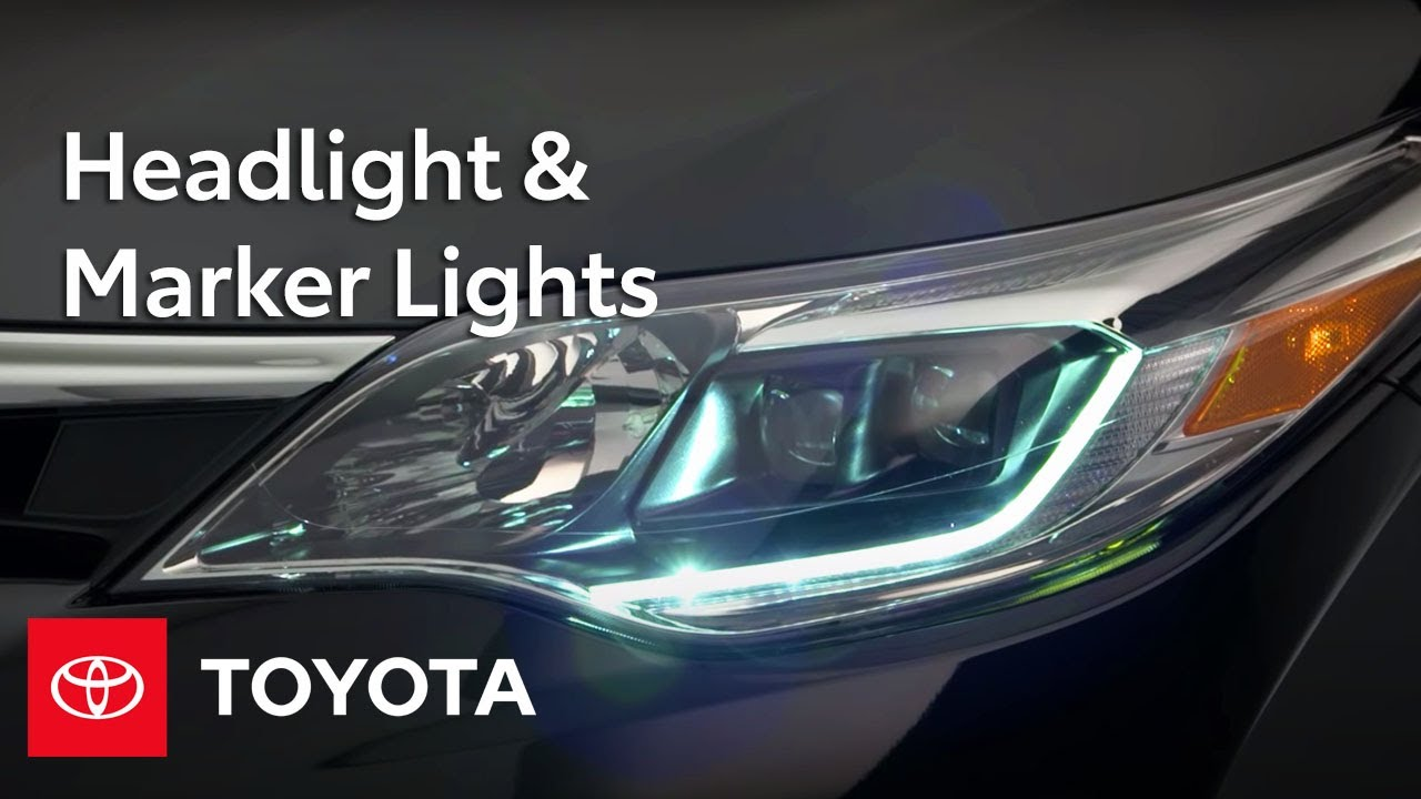 2004 toyotum tundra headlight wiring [ 1280 x 720 Pixel ]