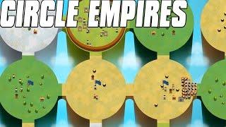 Circle Empires Gameplay