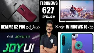 Technews 627 Realme X2 Pro Launched,infinix S5,Joy UI,VU Super 100 Windows TV,Pixel 4 & 4XL