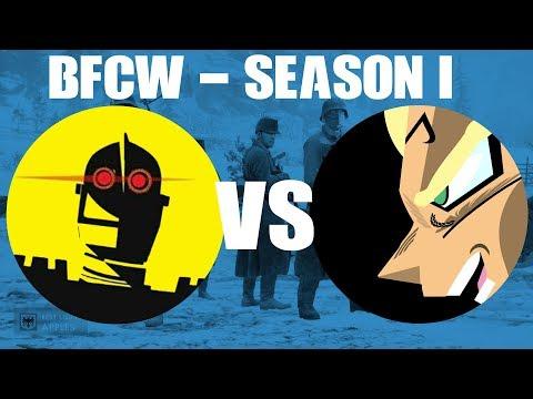 Battlefield Clan Wars Di vs LOTS Season 1- Division 2 - Week 7
