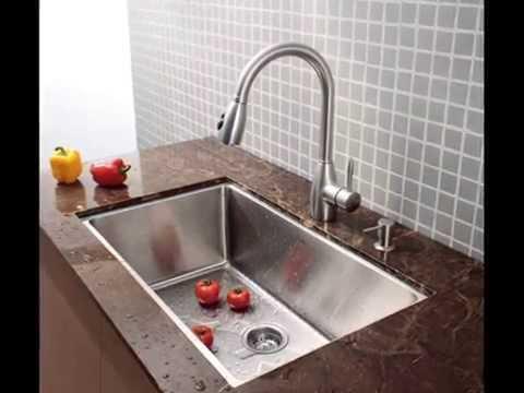 kraus 32 inch undermount single bowl 16 gauge stainless steel kitchen sink