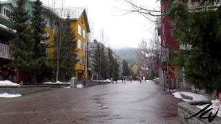 Whistler Village, British Columbia -  Ski BC -  YouTube