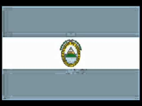 NATIONAL ANTHEM OF FEDERAL REPUBLIC OF CENTRAL AMERICA (1824-1839)