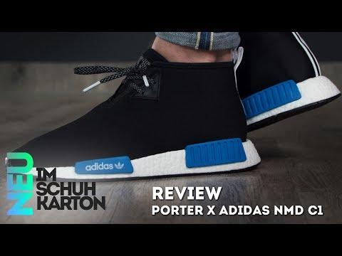 Porter x Adidas NMD C1 |Review